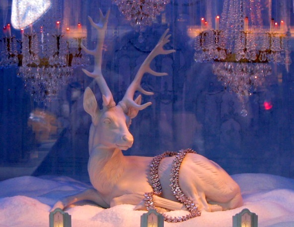 Christmas Windows, New York City, 2015