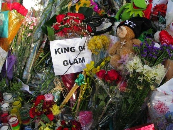 David Bowie Memorial, 2016