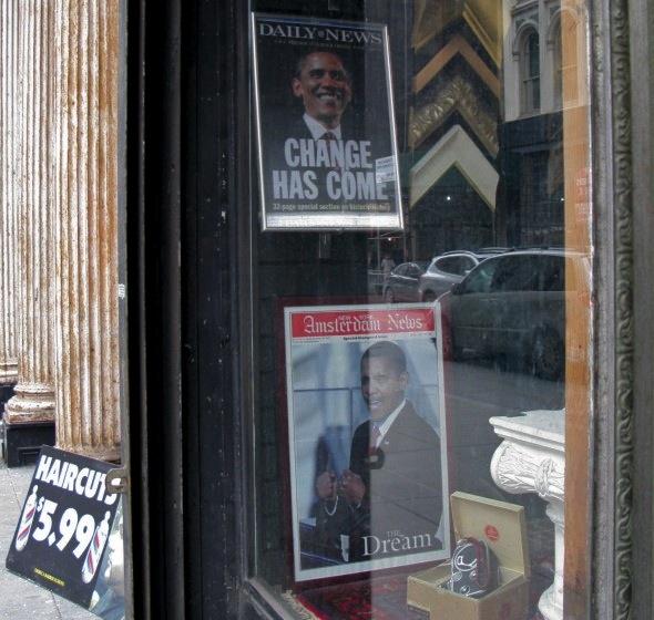 Obama in the Windows