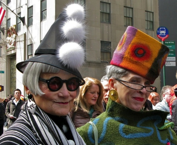 Easter Parade New York City 2016