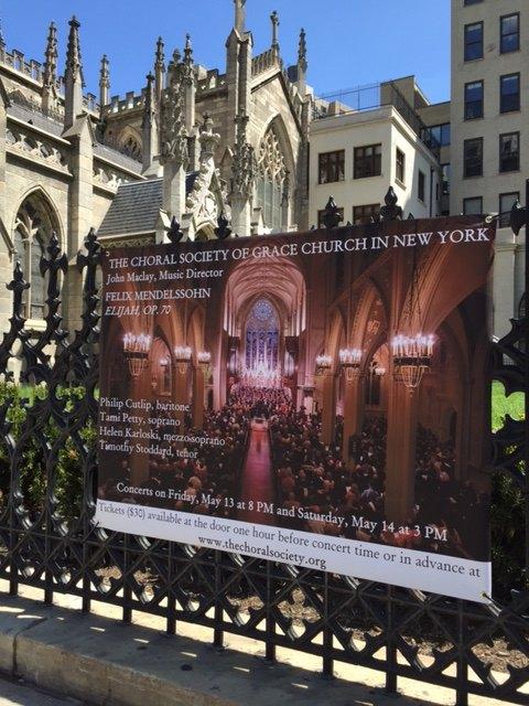 Choral Society of Grace Church