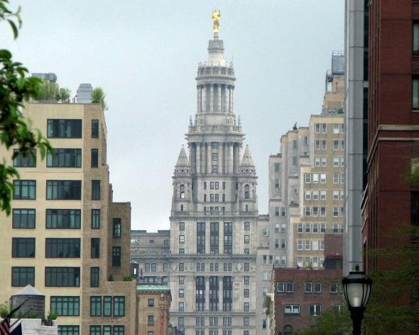 Municipal Building, New York City