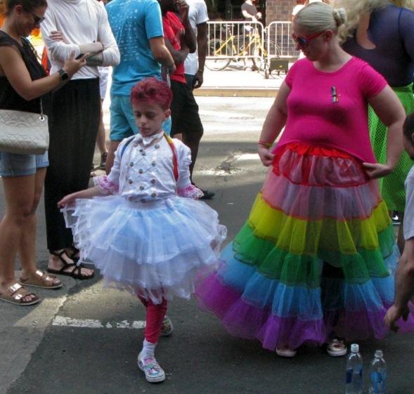 Gay Pride Parade, New York City, 2016