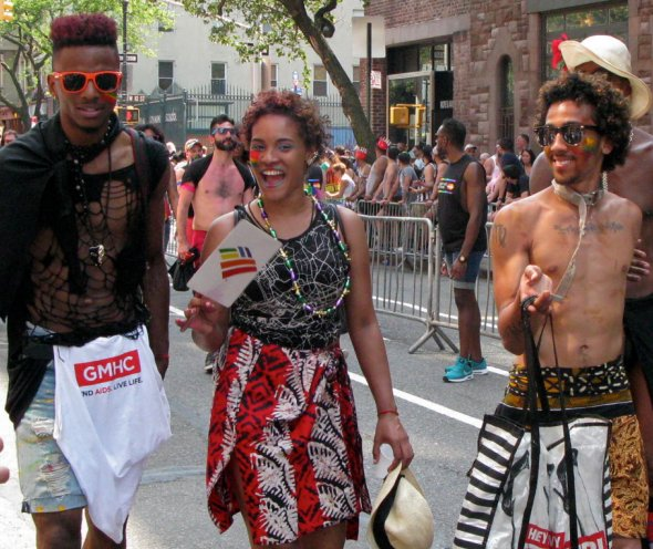 Gay Pride Parade, 2016, New York City