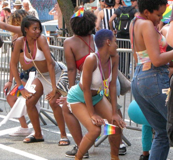 Gay Pride Parade, 2016, New York City