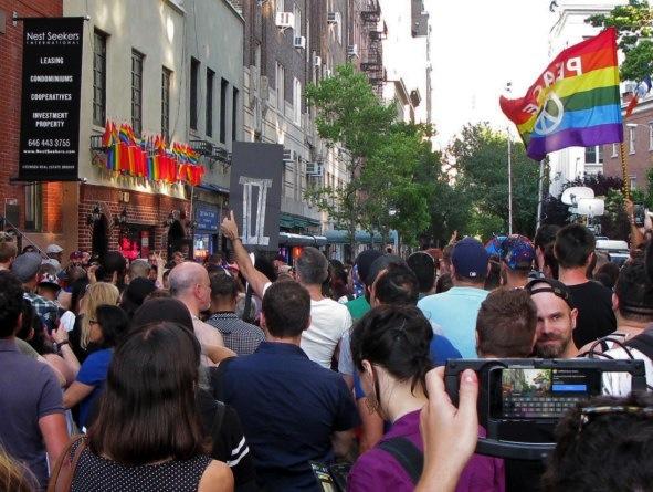 Stonewall Response to Orlanado