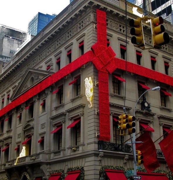 Holiday Windows, New York City, 2016
