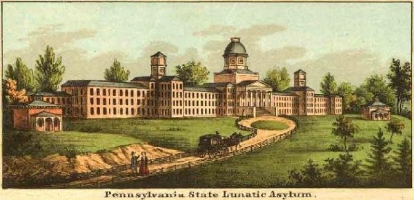 Pennsylvania State Lunatic Hospital