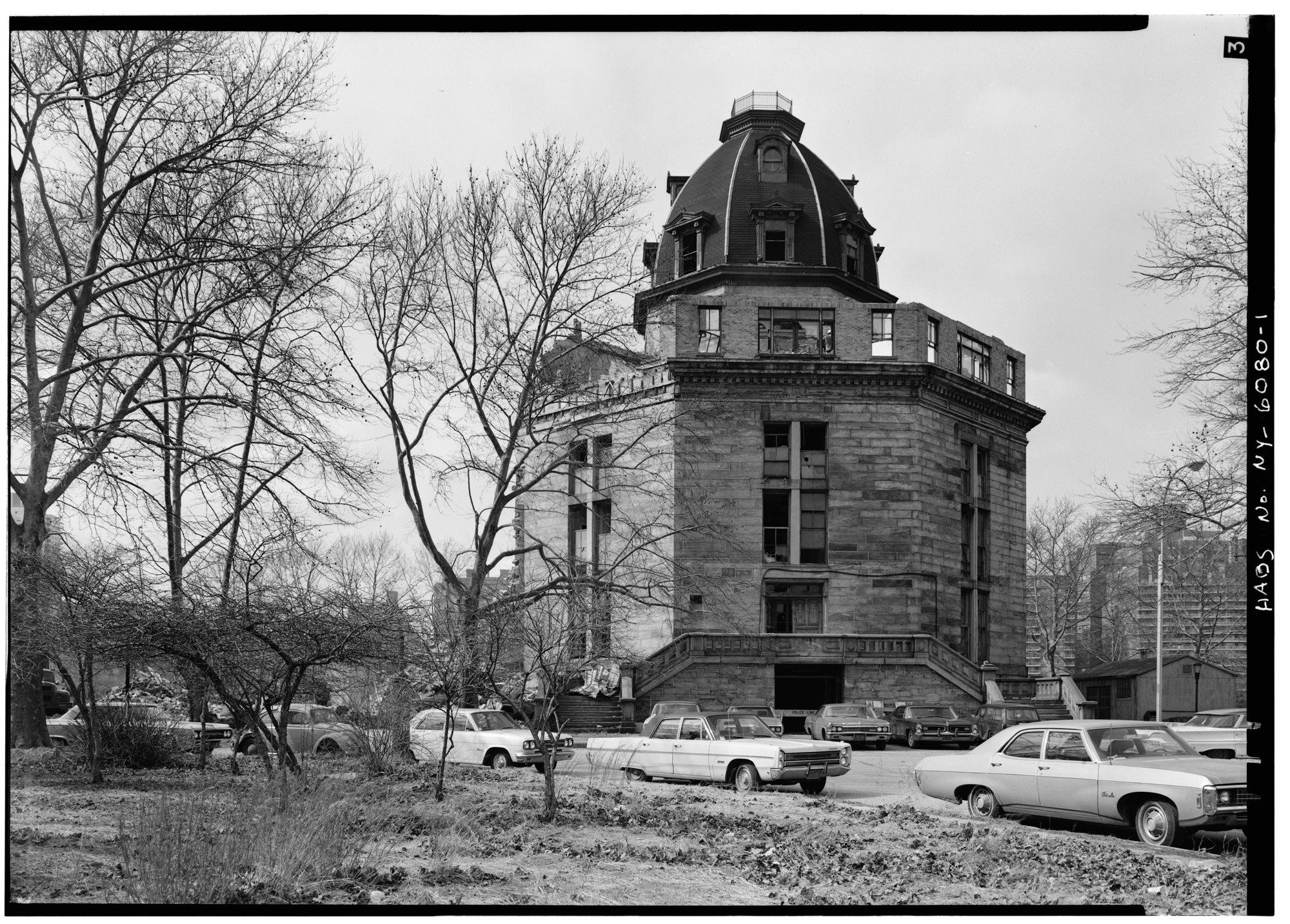 Blackwell's Island Lunatic Asylum Octagon