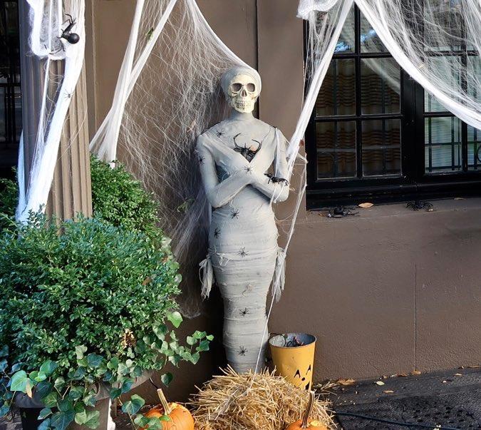 Halloween, West Village, New York City, 2017