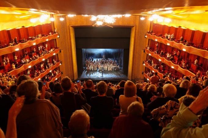 Metropolitan Opera - Norma, 2017